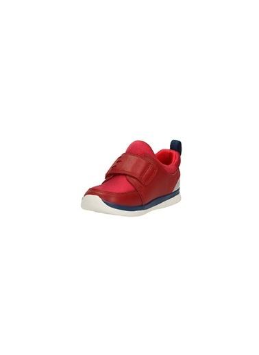 Clarks Spor Ayakkabı Kırmızı